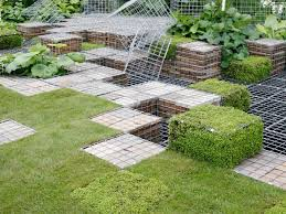 landscaping squares